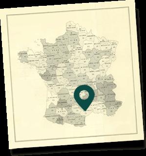 carte Vernière