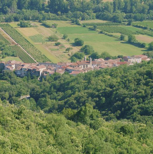 Le village des aires