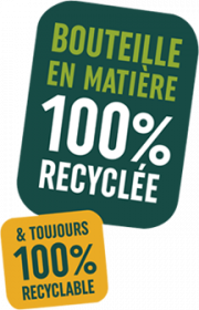 Bouteilles recyclables